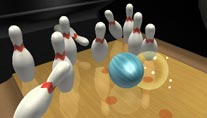 Bowling Wii Sports