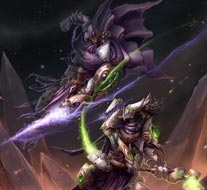 Artwork zu Starcraft 2 (Bild: Blizzard)