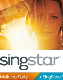 Singstar Mallorca Party PS3 PS2