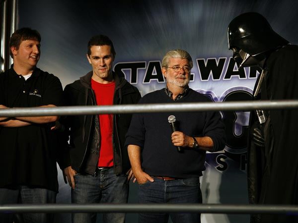 Star Wars: The Force Unleashed - Launchparty (Bild: Lucas Arts)