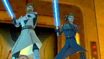 Star Wars: Clone Wars: Jedi-Allianz (Bild: Lucas Arts)