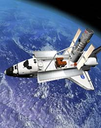 Space Shuttle Mission 2007 (Bild: Exciting Simulations)