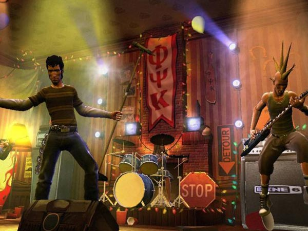 Guitar Hero: World Tour (Bild: Activision)