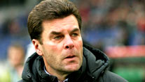 Hannovers Trainer Dieter Hecking (Foto: imago)