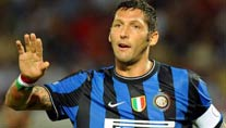 Marco Materazzi im Inter-Dress (Foto: imago)