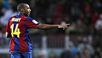 Barcelonas Thierry Henry (Foto: Reuters)