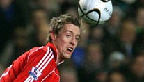 Peter Crouch (Foto: imago)