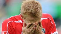 Mikael Forssell wird Hannover drei Monate fehlen. (Foto: imago)