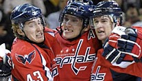 Jubel bei den Washington Capitals (Foto: imago)