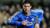 Michael Ballack in Aktion (Foto: imago)