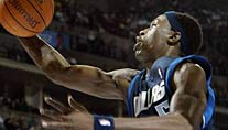 Josh Howard von den Dallas Mavericks (Foto: imago)