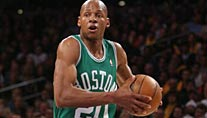Boston Celtics Ray Allen (Foto: imago)