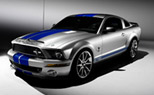 Ford Mustang Shelby GT500KR (Foto: Ford)