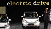 Smart will den Fortwo electric drive in absehbarer Zeit bauen (Foto: Smart)