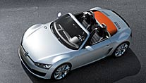 VW Roadster BlueSport (Foto: Volkswagen)