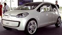 Volkswagen up! (Foto: VW)