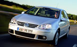 VW Golf BlueMotion (Foto: Volkswagen)