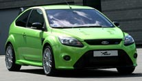 Ford Focus Wolf Racing (Foto: Wolf Racing)