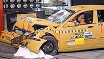 Brilliance BS4 im Crashtest (Foto: ADAC)