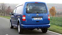VW Caddy Maxi 4Motion (Foto: Volkswagen)