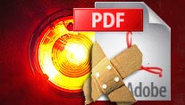 Adobe flickt Sicherheits-Loch in Adobe Reader und Acrobat. (Grafik: t-online.de)