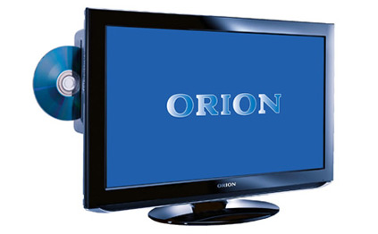orion orion tv 32fx555bd als erster lcd tv mit integriertem blu ray player. Black Bedroom Furniture Sets. Home Design Ideas