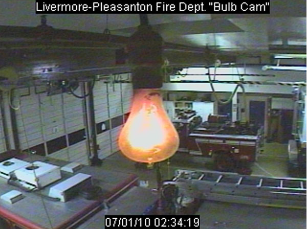 Livermore Lightbulb Cam (Quelle: Screenshot t-online.de)