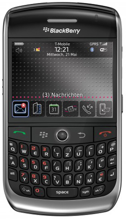 Blackberry (RIM) Curve 8900