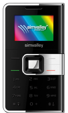 simvalley MOBILE RX-280 Pico Color