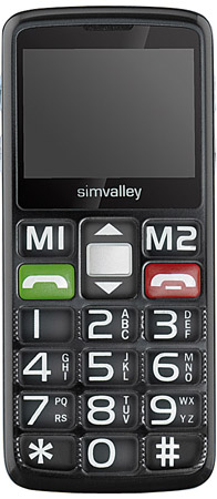 simvalley MOBILE XL-915 Ansicht 1