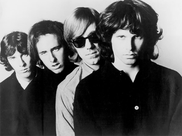 The Doors (Quelle: ddp)
