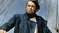 "Gregory Peck in ""Moby Dick"" (Foto: Allstar)"