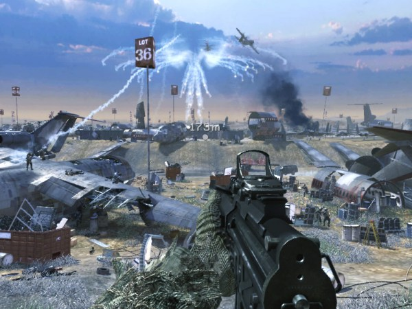 Call of Duty Modern Warfare 2 Action Xbox 360 PS3 PC