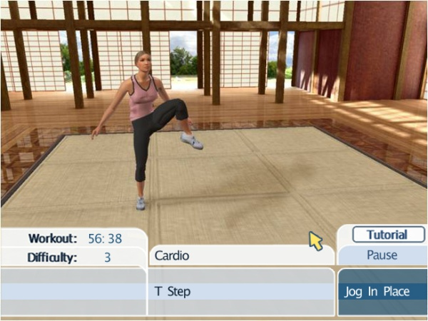 Fitness-Games für Konsolen-Sportler