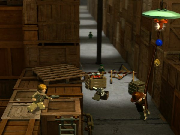 Lego Indiana Jones 2 (Bild: Activision) | 3