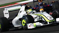 Jenson Button im Brawn GP (Foto: xpb.cc)