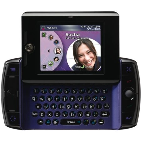 T-Mobile Sidekick Slide Ansicht 1