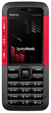Nokia 5310 XpressMusic Ansicht 1