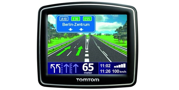 tomtom one iq routes navigationssystem im test. Black Bedroom Furniture Sets. Home Design Ideas