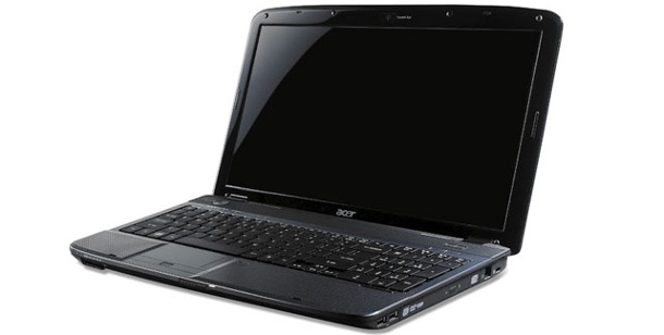 Acer Aspire 5536G - Test 15,6 Zoll Multimedia-Notebook. Günstiges 15,6-Zoll-Notebook im Test: Acer Aspire 5536G (Foto: Acer)