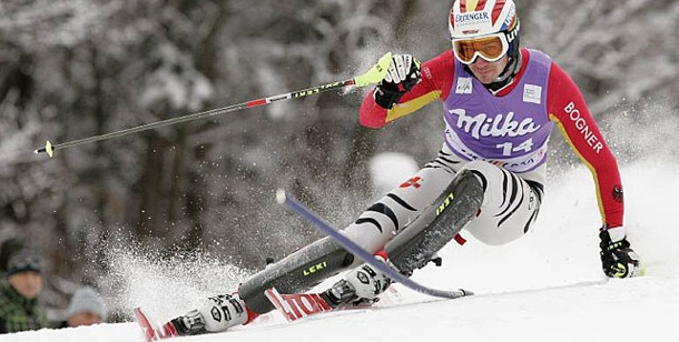 Slalom: Neureuther triumphiert in Garmisch. Trumpft groß auf zum Saisonende: Felix Neureuther. (Foto: Reuters)