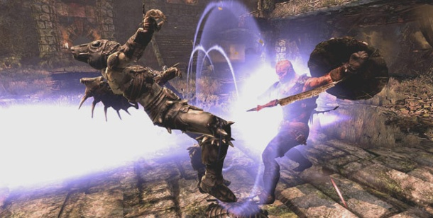 """Hunted The Demon Forge"": Bethesda Studios kündigen Actionspiel an . Hunted The Demon Forge (Bild: Bethesda)"