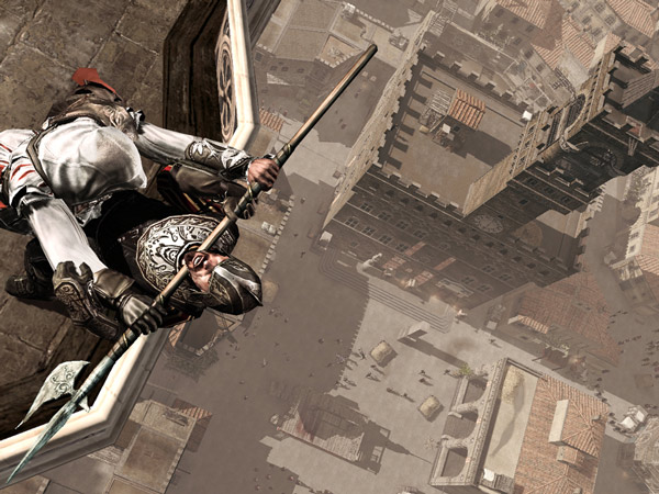 Assassin's Creed 2 Action-Adventure von Ubisoft für PC, PS3 und Xbox 360