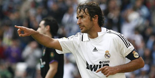 Transfermarkt: Raul will in die Bundesliga. Real-Superstar Raul will im Sommer in die Bundesliga. (Foto: imago)