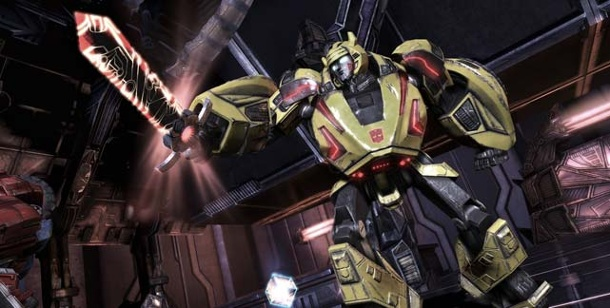 """Transformers War for Cybertron"": Krieg der Maschinen. Transformers: War for Cybertron (Bild: Activision)"