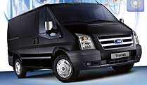 ". Ford Transit ""45+"" (Foto: Ford)"