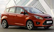 . Ford C-Max (Foto: Ford)