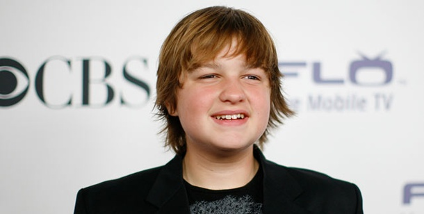 "Kinderstars: Das bestbezahlte Kind in Hollywood. Angus T.Jones aus ""Two and a Half Men"" (Foto: Reuters)"