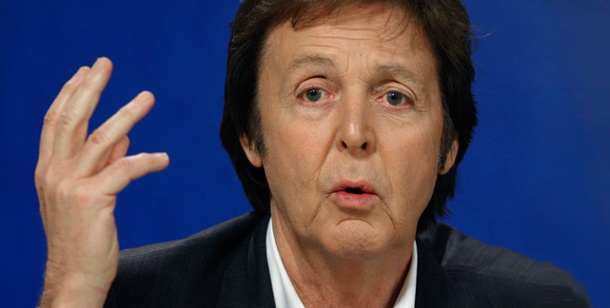 . Der Ex-Beatle Paul McCartney. (Foto: reuters)