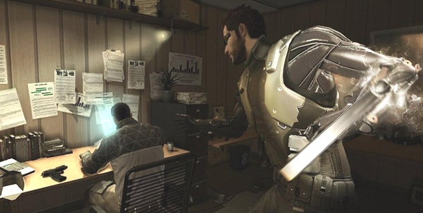 "Actionspiel ""Deus Ex 3"": Neues Video und erste Screenshots. Deus Ex 3  (Quelle: Square Enix)"